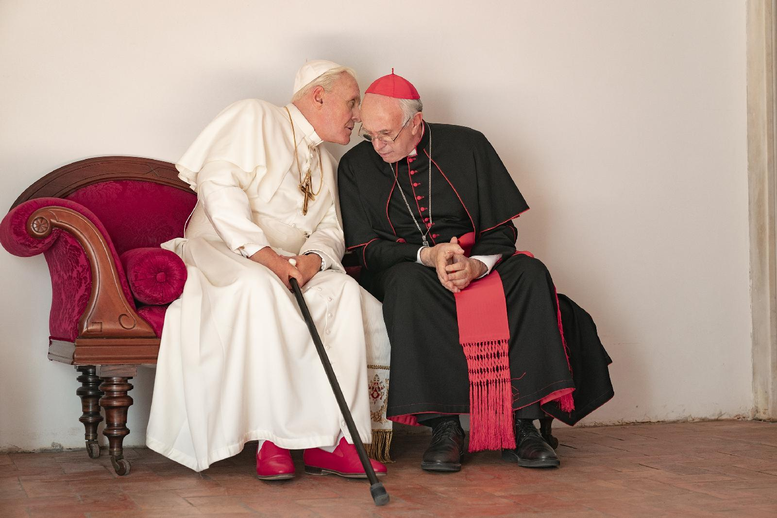 The Two Popes | Image: CNS