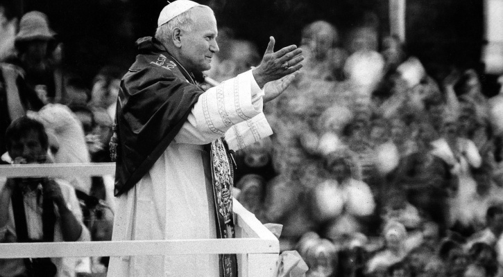 Pope John Paul II and Suffering