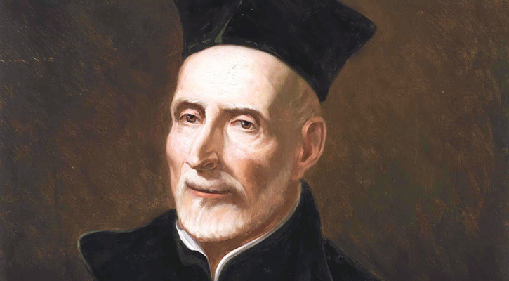 Painting of St. Joseph Calasanz