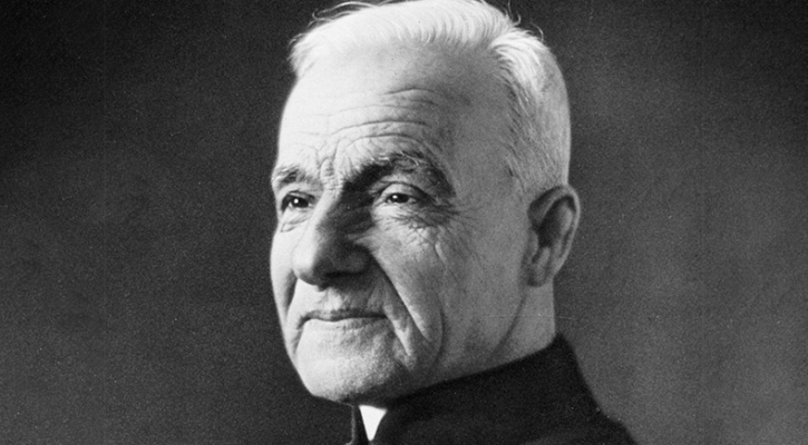 Photograph of Saint Andre Bessette