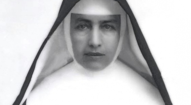 Photograph of Mother Marianne Cope
