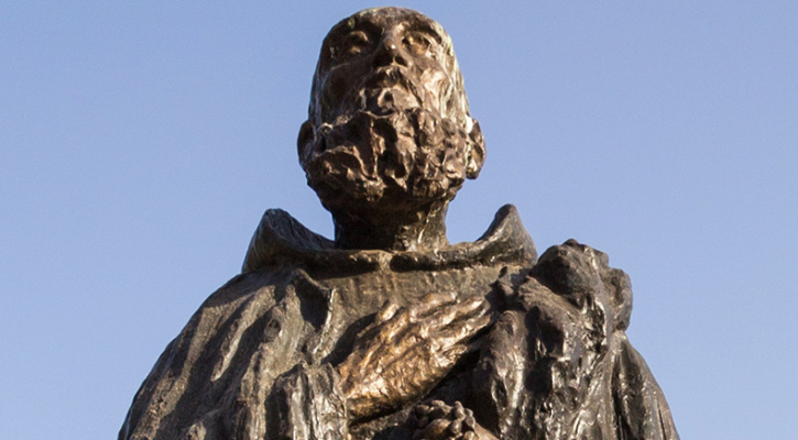 Statue of Saint Ignatius of Laconi