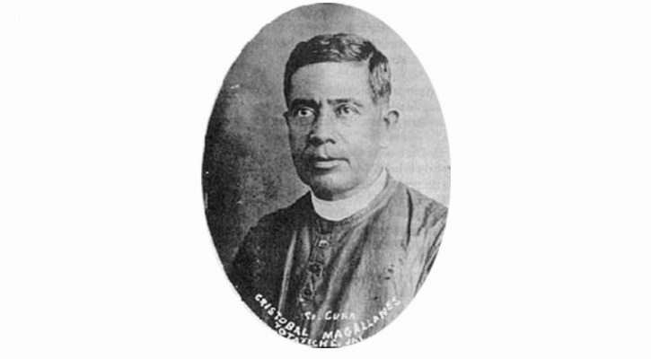 Photograph of Saint Cristóbal Magallanes Jara
