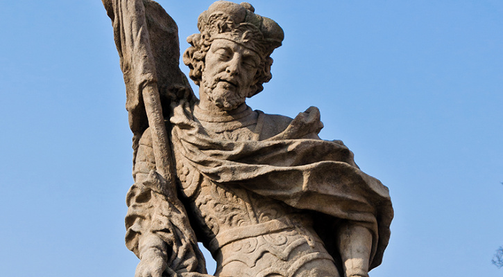 Statue of St. Wenceslaus