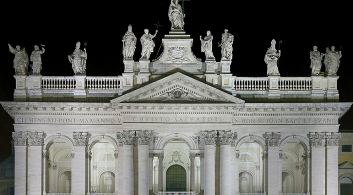 Photo of the Archbasilica of St John Lateran, Rome