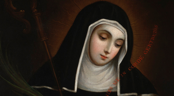 Image of St. Gertrude the Great