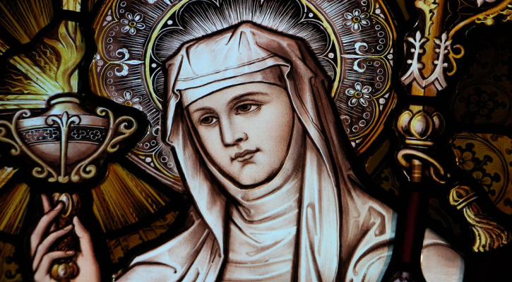 Dear Reader: The Courage of St. Clare