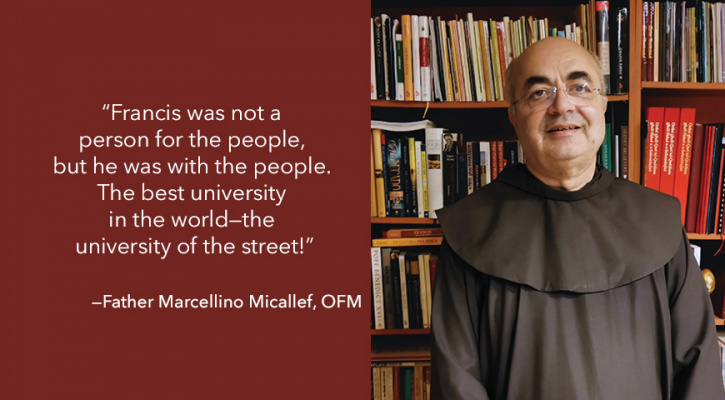 Followers of St. Francis: Marcellino Micallef, OFM