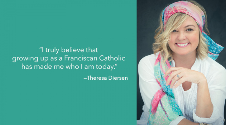Followers of St. Francis: Theresa Diersen