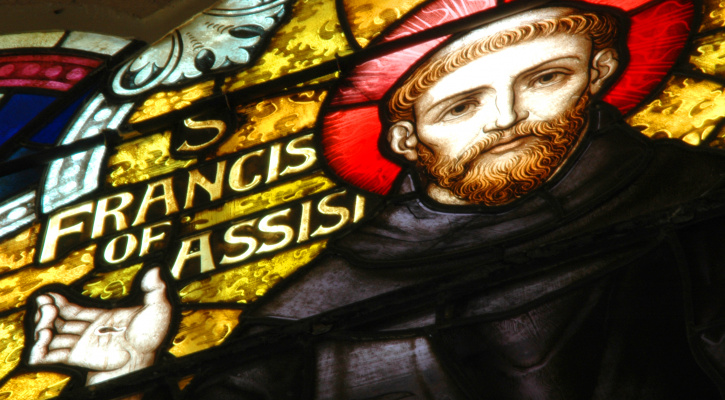 St. Francis' Prayer of Peace