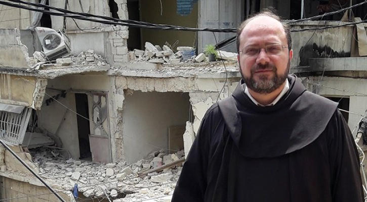 A Franciscan in Syria