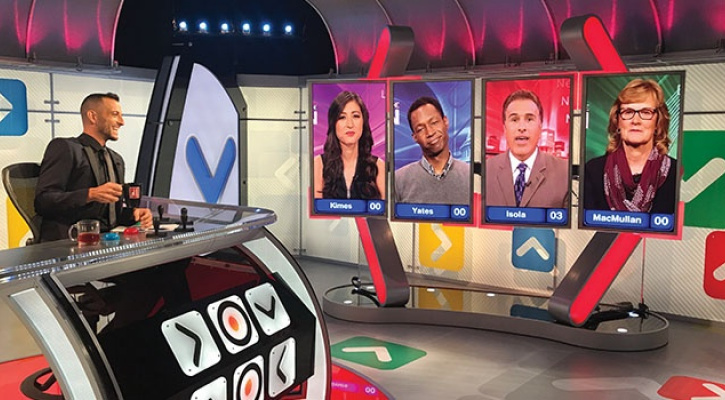 Sporting His Faith: An Interview with ESPN's Tony Reali