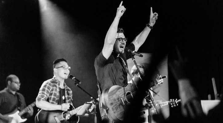 Hope through Music: An Interview with Father Rob Galea