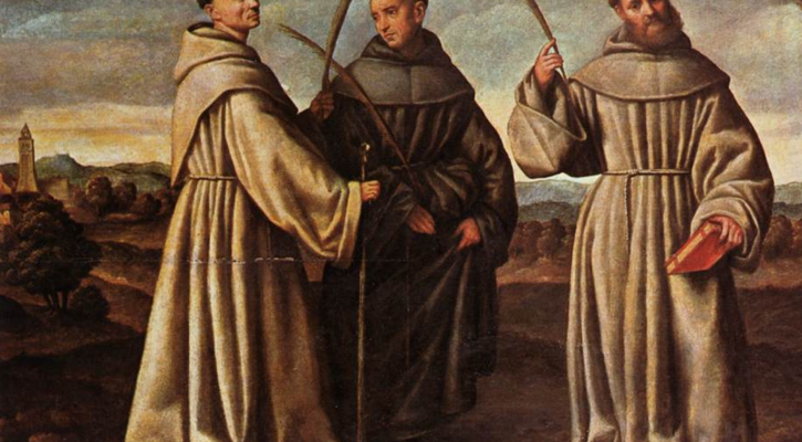 Meet the Famous Franciscan Saints