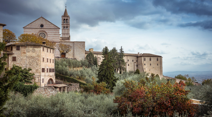 Take Nothing for the Journey: Living with Less on Pilgrimage in Assisi