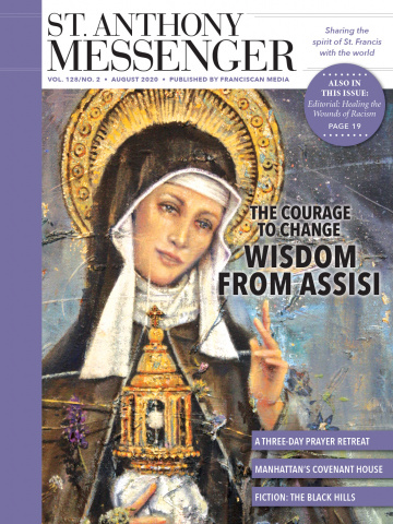 August 2020 St. Anthony Messenger